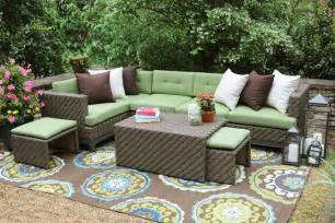 design patio furniture furniture interesting wicker patio furniture for modern