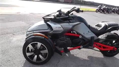 used motorcycle for sale 001120 2015 can am spyder f3 s used motorcycle for