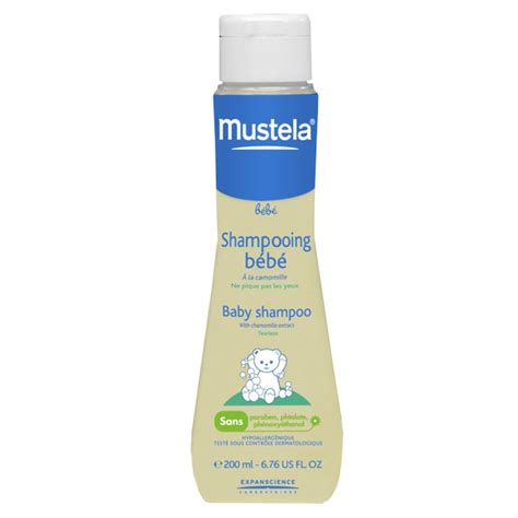 dijamin mustela hydra bebe baby shoo 200ml mustela baby shoo 200ml product details chemist
