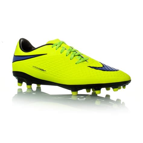 buy nike hypervenom phelon fg mens football boots volt