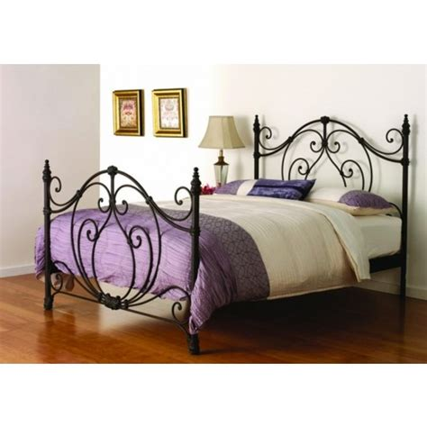 Bogart Double Size Cast And Wrought Iron Bed Size Wrought Iron Beds