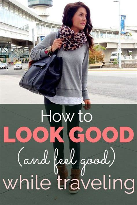 Tips On Looking More Put Together by How To Look And Feel While Traveling Put Together