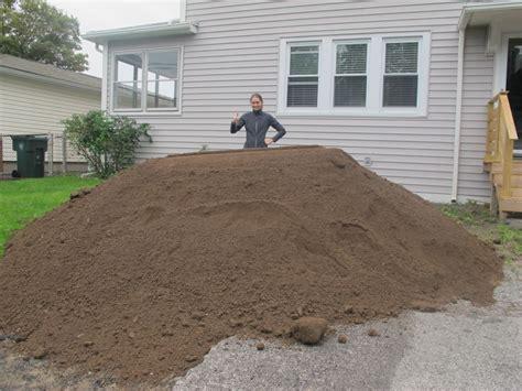 dirty jobs ordering yards  dirt merrypad