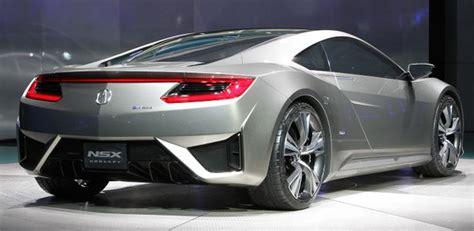 Jon Ikeda Acura by Acura Chief Designer Jon Ikeda S 5 Favorites On The Nsx