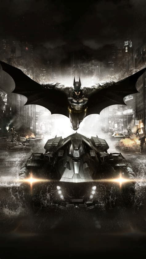 wallpaper android 1280 x 720 batman arkham knight 2015 game wallpapers 720x1280 258384
