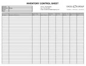 inventory worksheet template excel best photos of inventory worksheet template blank excel
