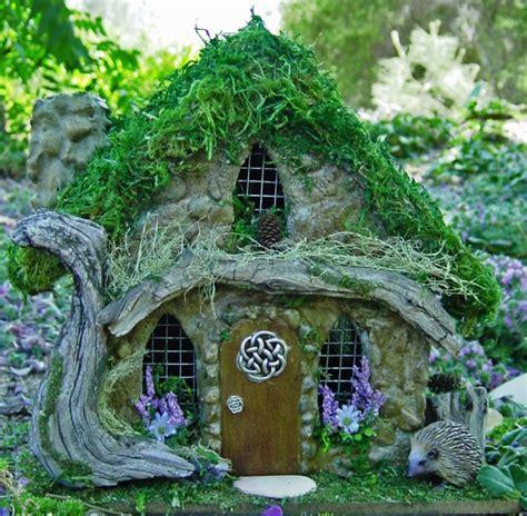 fairy garden houses diy succulent fairy gardens