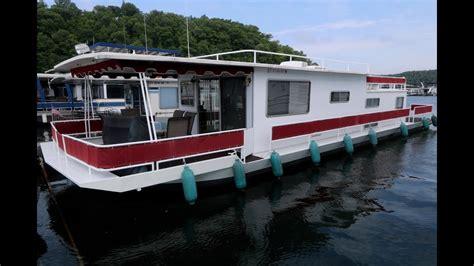 houseboats buy houseboat for sale 1980 jamestowner houseboats buy