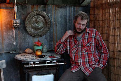 Justin Vernon Cabin by Bon Iver Pitchfork