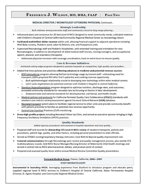 Resume R D by Chief Officer Sle Resume Executive Resume