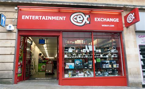 shops uk cex shop lincoln