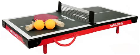 butterfly online table tennis butterfly mini table tennis 1300114 liberty games