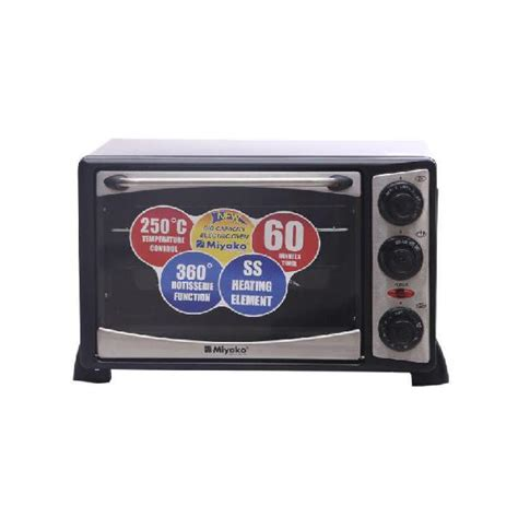 Oven Miyako Miyako Electric Oven Mt 190r Price In Bangladesh Miyako