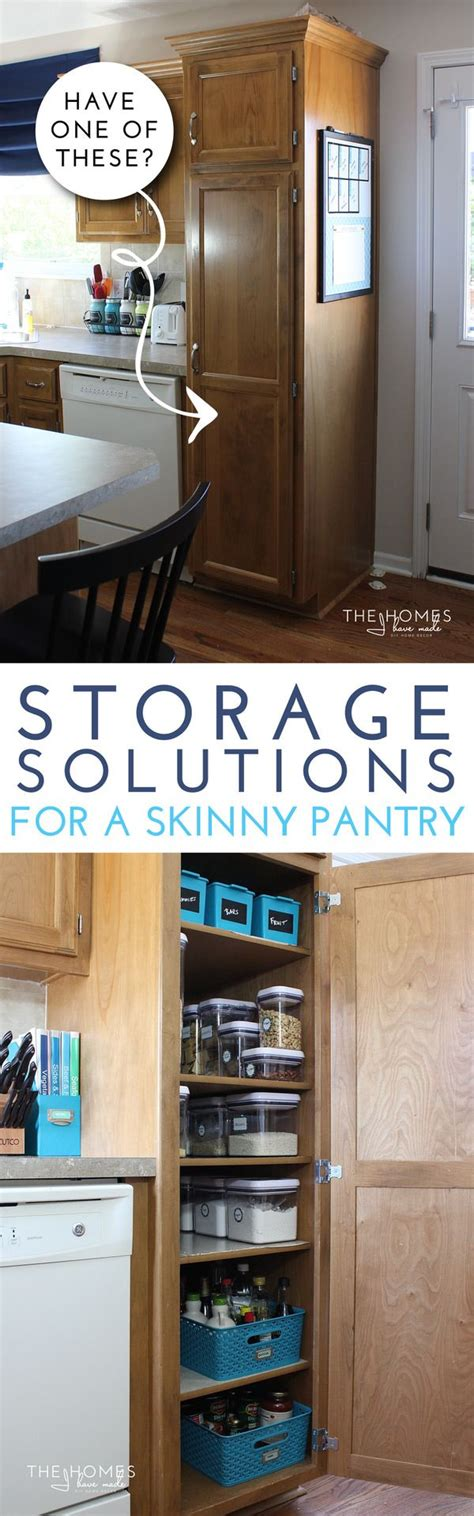 kitchen cabinet organization solutions organize this storage solutions for a skinny pantry