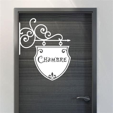 stickers pr駭om porte chambre sticker porte chambre romantique stickers chambre ado