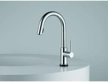 brizo 64020lf solna kitchen faucet with smart touch