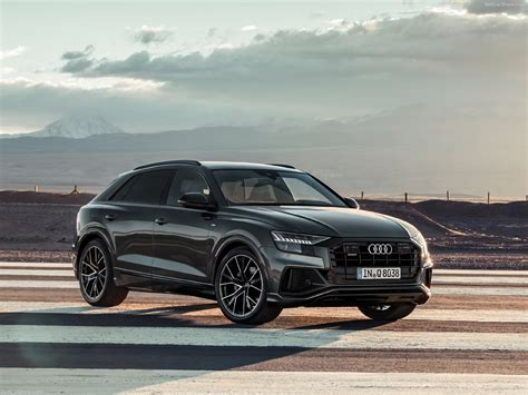 Audi Q8 Black by Audi Q8 2019 Picture 22 Of 41