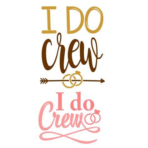 ido design i do crew cuttable design