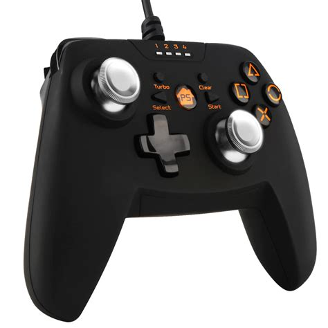 ps3 controller android pc controller beboncool ps3 controller wired controller gamepad joystick with