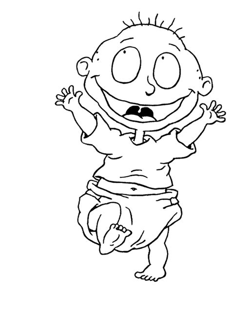 rugrats halloween coloring pages rugrats coloring pages lygwela coloring page of rugrats