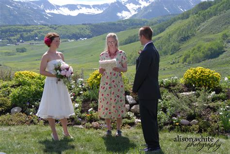 Wedding Garden by Home Mountain Wedding Garden