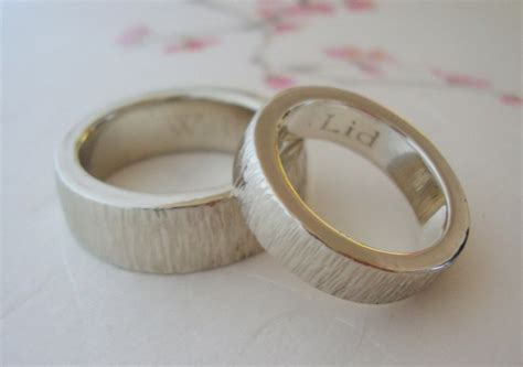 wedding bands your groom will unique wedding rings