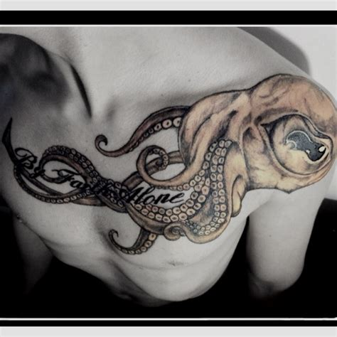 patrick tattoo s kraken tattoos