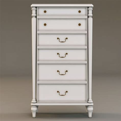 laura ashley furniture chest of drawers laura ashley chest of drawers 2 3d model max obj 3ds