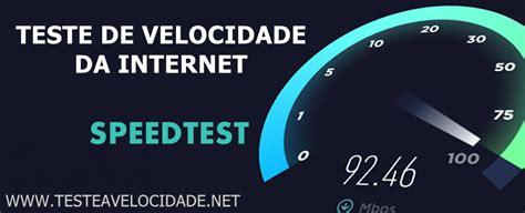 test velox telecom speedtest copel by ookla teste de velocidade da