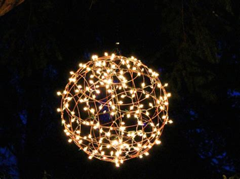 Lighted Spheres Outdoor Outdoor Light Spheres Mcmillan Design Inc Product Development Idea Garden Lighting Tips Deck