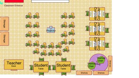classroom floor plan designer classroom architect download lengkap