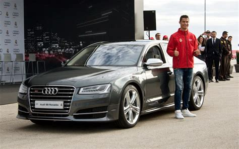Cristiano Ronaldo Audi by All The Cars Owned By Cristiano Ronaldo