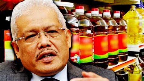 Minyak Wijen Satu Botol minyak masak subsidi 1 liter dalam botol diperkenal free
