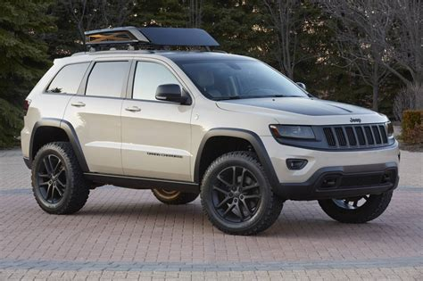 jeep cherokee dakar jeep cars news cherokee dakar and wrangler mojo