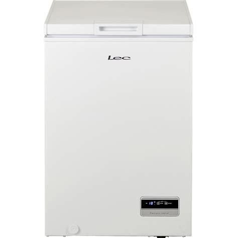 Freezer Box Toshiba lec cf100lwmk2 chest freezer