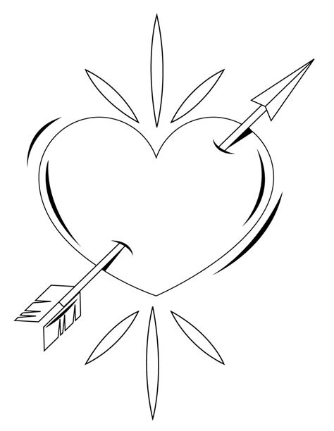 heart coloring pages online free printable heart coloring pages for kids