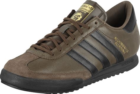 New Obral Sepatu Pria Adidas A adidas beckenbauer shoes d earth black met gold