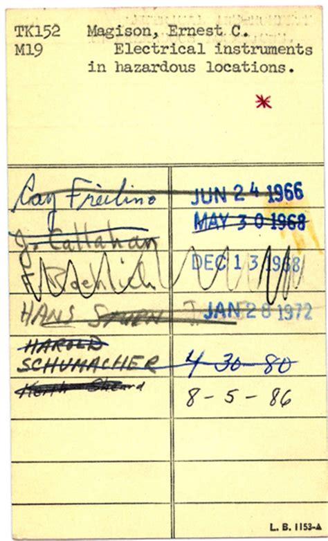 fashioned library checkout card template авторські таблиці вікіпедія