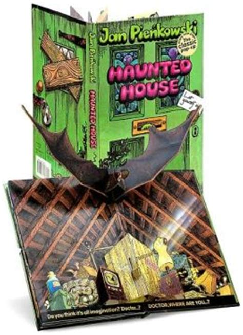 libro pop up haunted house haunted house by jan pienkowski 9780763628185 pop up book barnes noble