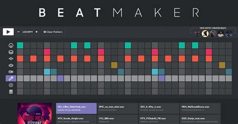 pattern music maker splice beat maker splice