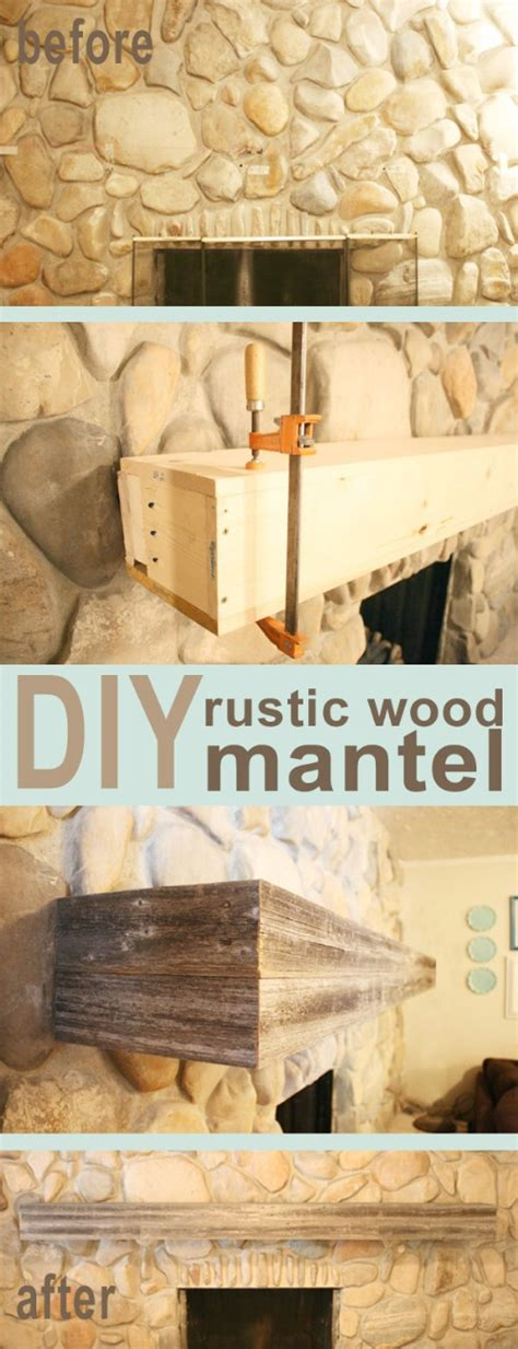 diy wood home decor 40 rustic home decor ideas you can build yourself page 2