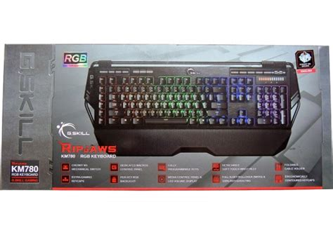 G.SKILL Ripjaws KM780 RGB Mechanical Keyboard Review ... G Skill Rgb Driver