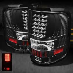 Ford Truck Lights 04 08 Ford F150 Truck Black Led Lights Ls