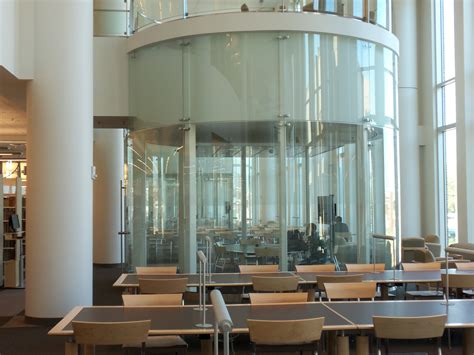 Dgi Interiors by Dgi 187 Nsu Library Rotunda