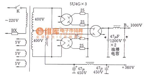 high voltage diode circuit high voltage rectifier bridge circuit tube lifier audio circuit circuit diagram
