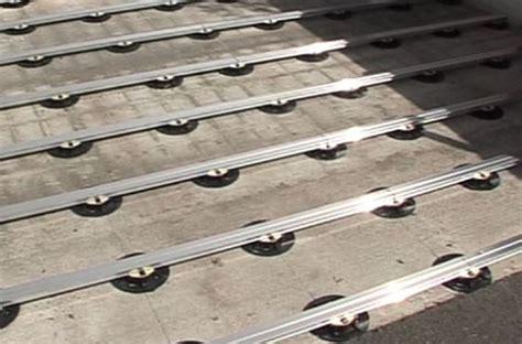 Lame De Composite 381 by Lambourdage Aluminium Sur Plots R 233 Glables