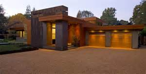 Flat roof homes exterior contemporary with flat roof flat roof