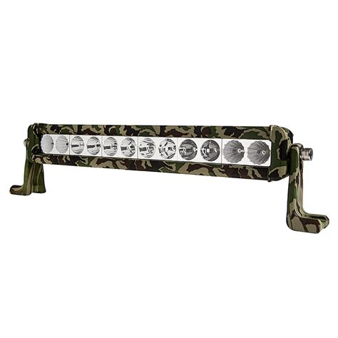 14 Quot Camo Off Road Led Light Bar 60w Led Light Bars For Road Light Bars Led