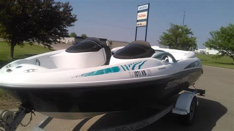 sea doo boat for sale sea doo challenter 1800 boat for sale from usa