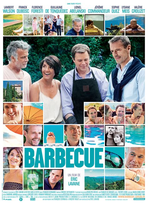 Barbecue Avril Blue by Barbecue Dvd